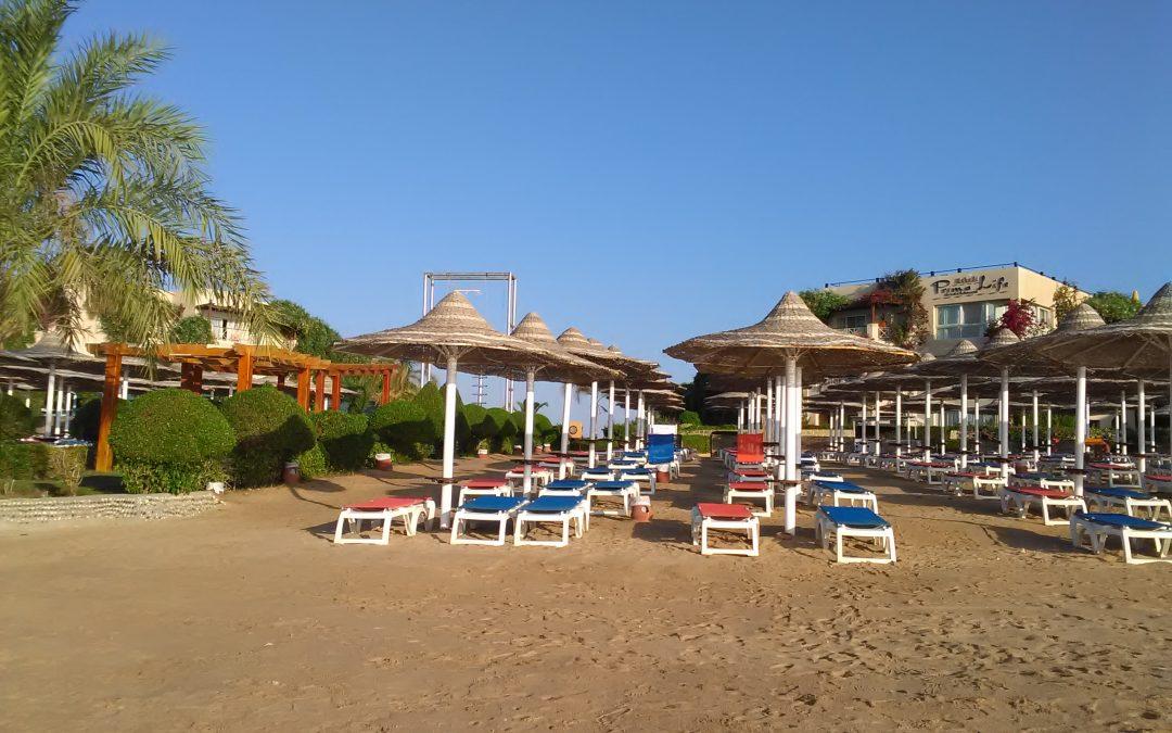 Egyptská dovolená – díl druhý