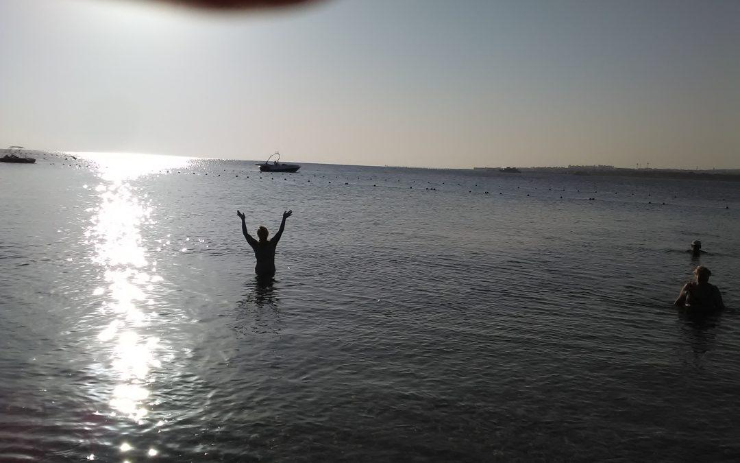 Egyptská dovolená – díl první